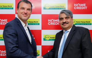 Home Credit India join hand with Karur Vysya Bank for joint lending_50.1
