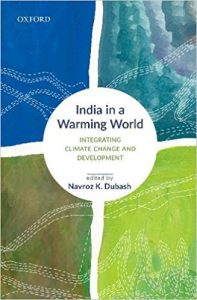 """A new book titled """"India in a Warming world: Integrating Climate Change and Development"""" set to release_50.1"""