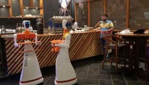 Odisha's first Robot Restaurant opens in Bhubaneswar_50.1
