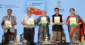 NITI Aayog launches India Innovation Index 2019_50.1