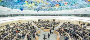 United Nation General Assembly Elects 14 Member States to Human Rights Council_50.1