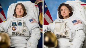 NASA Astronauts complete All-Woman Spacewalk_50.1