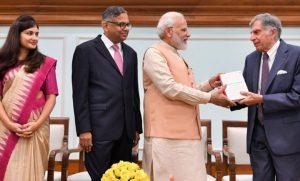 PM Modi releases book titled 'Bridgital Nation'_50.1