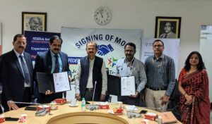 GeM and Federal Bank sign MoU for payment related services_50.1