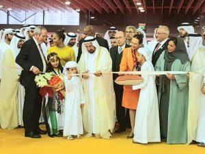 Sheikh Sultan inaugurates Sharjah International Book Fair 2019_50.1