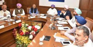 Punjab Cabinet passes resolution to institute Sri Guru Nanak Dev Ji Award_50.1