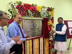 Shripad Naik inaugurates DRDO's Igniter Complex at HEMRL, Pune_50.1