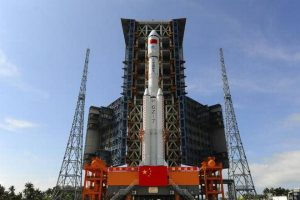"""China launches Sudan's first ever satellite """"SRSS-1""""_50.1"""