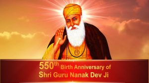 HRD Minister and Harsimrat Kaur badal to launch 3 books on Guru Nanak Dev Ji_50.1