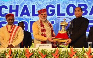PM Modi inaugurates two-day Global investors' meet in Dharamshala_50.1