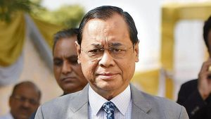 CJI Ranjan Gogoi releases Assamese version of book 'Courts of India: Past to Present'_50.1