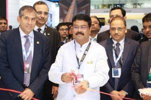 Dharmendra Pradhan inaugurates the India Pavilion at the ADIPEC_50.1