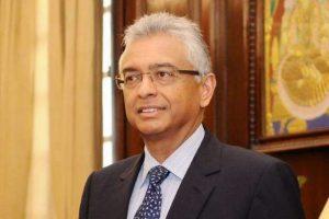 Pravind Jugnauth sworn in as Mauritius PM_50.1