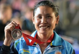 Sarita Devi elected as member of AIBA athletes commission_50.1