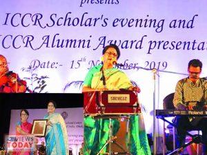 Rezwana Choudhury Bannya gets ICCR Alumni award in Dhaka_50.1