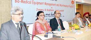 NHM Jammu & Kashmir launched BMEWMP programme in J&K, Ladakh_50.1