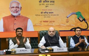 Amit Shah launches special winter-grade diesel for Ladakh_50.1