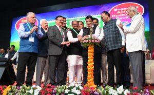 11th edition of Agro Vision inaugurated by Nitin Gadkari_50.1