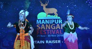 Sangai Festival 2019 begins in Manipur_50.1