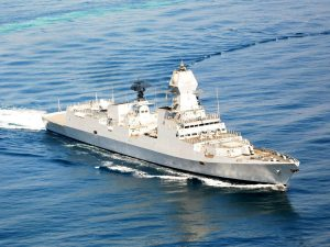 India to host naval drill Milan 2020_50.1