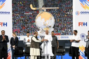 India to host 2023 Men's Hockey World Cup_50.1
