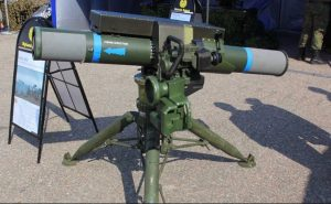 Indian Army successfully test-fired 2 Spike LR missile in MP_50.1