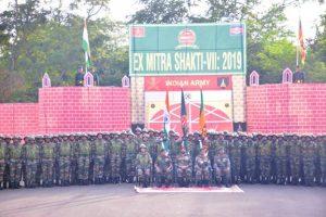 """India-Sri Lanka joint exercise """"MITRA SHAKTI"""" begins_50.1"""