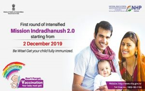 Nationwide vaccination drive launched under Mission Indradhanush 2.0_50.1