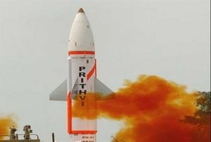 India successfully test-fires indigenously developed nuke-capable Prithvi-II missile_50.1