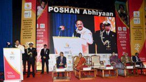 Vice Prez M Venkaiah Naidu launches Bharatiya POSHAN Anthem_50.1