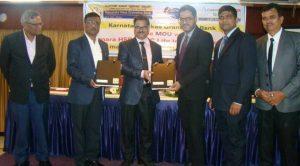 Karnataka Vikas Grameena Bank signs MoU for bancassurance_50.1