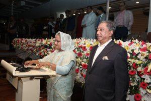 Bangabandhu BPL inaugurated by Prime Minister Sheikh Hasina_50.1