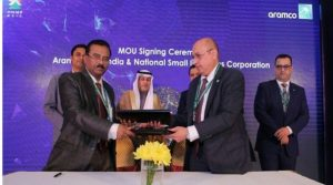 MOU signed Between NSIC & ARAMCO Asia for development in Oil & Gas Sectors_50.1