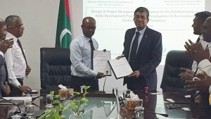 Maldives signs contract with JV of Indian companies for development of Addu_50.1