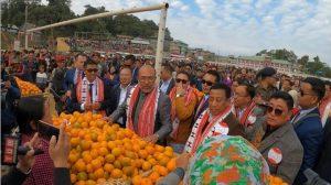 Orange festival begins in Manipur_50.1