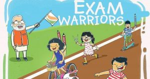 Thawarchand Gehlot launches Braille version of 'Exam Warriors'_50.1
