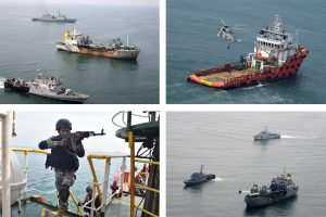 Anti-hijacking exercise conducted in Kochi port_50.1