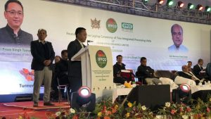 Sikkim CM laid the foundation stone two IPUs of Sikkim IFFCO_50.1