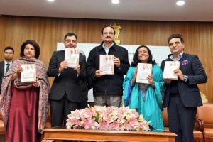 Vice Prez released book 'Turbulence and Triumph: The Modi Years'_50.1