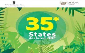 Urban India declared Open defecation free_50.1