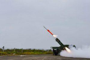 India test fires QRSAM System_50.1