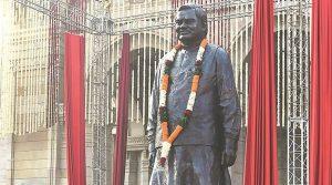 PM Modi unveiled Atal Bihari Vajpayee statue in Lucknow_50.1