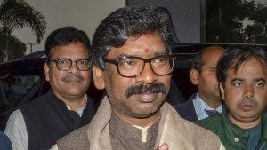 Hemant Soren sworn as CM of Jharkhand_50.1