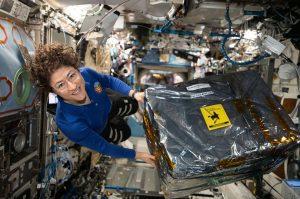 Christina Koch records longest single spaceflight by woman_50.1