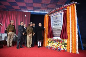 Home Minister lays foundation stone of CRPF Headquarters in New Delhi_50.1