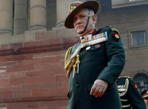 Gen Bipin Rawat named as country's 1st Chief of Defence Staff_50.1