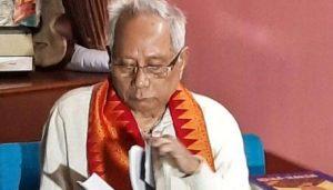Natyasurya Awardee dramatist Ratna Ojha passed away_50.1