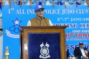 4th All India Police Judo Cluster Championship 2019_50.1