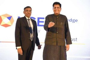 Union Minister of Commerce and Industries inaugurates NSE Knowledge Hub_50.1