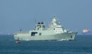 India and Oman conduct bilateral naval exercise 'Naseem Al Bahr'_50.1